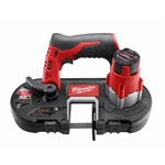 Milwaukee 2429-20 M12 Sub-Compact Band Saw