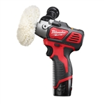 2438-22 Variable Speed Polisher/Sander Kit by Milwaukee
