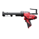 Milwaukee 2441-20 Bare Tool M12 Cordless Caulk Gun 12v