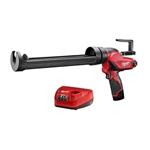 Milwaukee 2444-21 Bare Tool M12 Cordless Quart Caulk Gun 12v