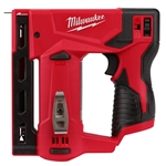 "Milwaukee 2447-20 M12 3/8"" Crown Stapler - Tool Only"