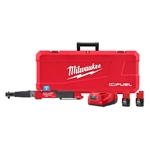 Milwaukee 2466-22 M12 FUEL 1/2 in. Digital Torque Wrench w/ ONE-KEY Kit