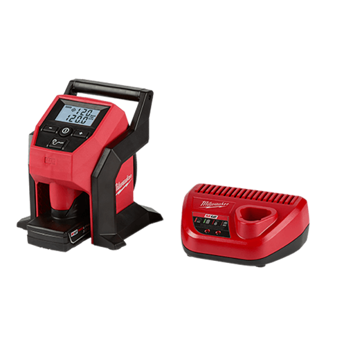 Milwaukee 2475-21XC M12 Compact Inflator Kit
