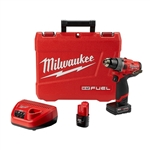 Milwaukee 2503-22 M12 FUEL 1/2 Inch Drill Driver Kit