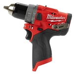 "Milwaukee 2504-20 M12 1/2"" Hammer Drill, Tool Only"