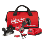 Milwaukee 2522-21XC M12 3 in. Compact Cut Off Tool Kit