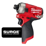 Milwaukee 2551-20 M12 FUEL SURGE 1/4 in. Hex Hydraulic Driver Bare Tool
