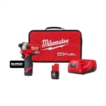 Milwaukee 2551-22 M12 FUEL SURGE 1/4 in. Hex Hydraulic Driver 2 Battery Kit