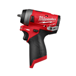 Milwaukee 2552-20 M12 1/4 in. Stubby Impact Wrench