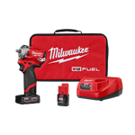 Milwaukee 2554-22 M12 FUEL 3/8 in. Stubby Impact Wrench Kit