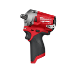 Milwaukee 2555-20 M12 FUEL 1/2 in. Stubby Impact Wrench