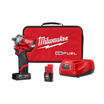 Milwaukee 2555P-22 M12 Fuel 1/2 in. Stubby Impact Wrench with Pin Detent Kit