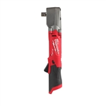 Milwaukee 2565P-20 M12 FUEL 1/2 in. Right Angle Impact Wrench w/ Pin Detent (Bare Tool)