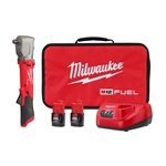 Milwaukee 2565P-22 M12 FUEL 1/2 in. Right Angle Impact Wrench w/ Pin Detent Kit