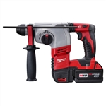"Milwaukee Cordless SDS Plus Rotary Hammers  Model 2605-22  M18 Cordless 7/8"" SDS Plus Rotary Hammer Kit"