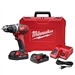 "Milwaukee Cordless 2606-22CT 18-volt Compact 1/2"";Drill Driver - Compact Kit"