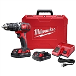 "2607-22Ct - Milwaukee M18 1/2"" Hammer Drill Cp Kit - 2607-22Ct"