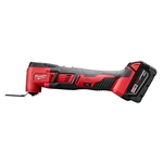 Milwaukee Cordless 2626-22 18-Volt Multi-tool Kit