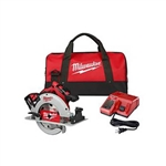 Milwaukee 2631-21 M18 Brushless 7-1/4 in. Circular Saw Kit