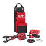 Milwaukee M18 FORCE LOGIC 6T Utility Crimper Kit 2678-22O