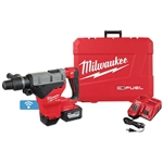 Milwaukee 2718-21HD M18 FUEL 1-3/4 in. SDS MAX Rotary Hammer Kit with 12.0 Battery