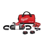 Milwaukee 2729S-22 M18 FUEL Deep Cut Dual-Trigger Band Saw Kit