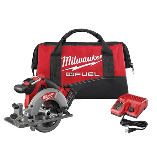 Milwaukee 2730-21 M18 FUEL 6-1/2 in. Circular Saw Kit