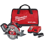 "Milwaukee 2732-21HD M18 FUEL 7-1/4"" Circular Saw 12Ah HD Kit"