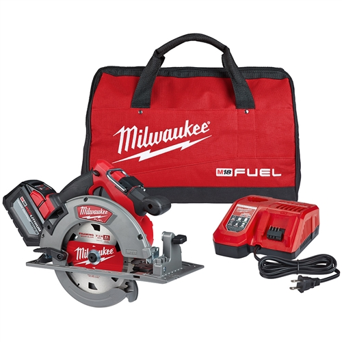 Milwaukee 2732-21HD M18 FUEL 7-1/4 in. Circular Saw Kit