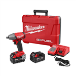 Milwaukee 2755-22 M18 FUEL 1/2 in. Compact Impact Wrench w/ Pin Detent Kit