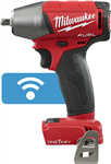 "M18 FUEL(tm) 3/8"" Compact Impact Wrench w/ Friction Ring with ONE-KEY (Bare Tool)"