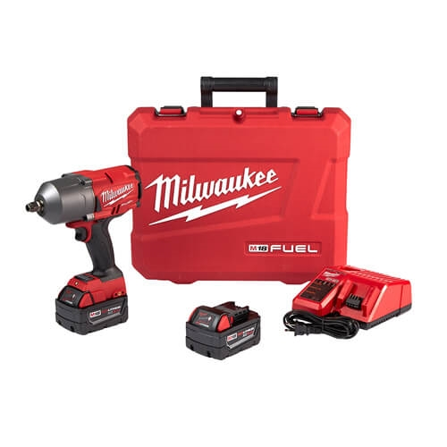 Milwaukee 2767-22 M18 FUEL High Torque 1/2 in. Impact Wrench with Friction Ring Kit