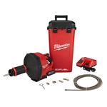Milwaukee 2772B-21XC M18 FUEL Drain Snake Kit