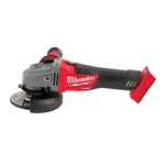 Milwaukee 2781-20 M18 FUEL 4-1/2 in. / 5 in. Grinder, Slide Switch Lock-On (Tool Only)