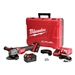 "Milwaukee 2783-22 M18 FUEL 4-1/2"" / 5"" Braking Grinder Kit"