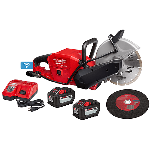 Milwaukee 2786-22HD M18 FUEL 9 in. Cut-Off Saw with ONE-KEY Kit
