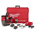"Milwaukee 2787-22HD M18 Fuel 1-1/2"" Magnetic Drill High Demand Kit"