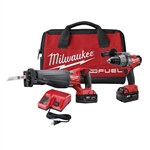 2794-22 M18 FUEL 2 Tool Combo Kit by Milwaukee