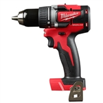 Milwaukee 2801-20 M18 Compact Brushless 1/2 in. Drill Driver Bare Tool