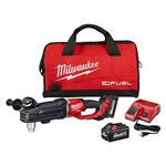 Milwaukee 2809-22 M18 FUEL 1/2 in. Super Hawg Right Angle Drill - 6.0 Kit