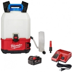 Milwaukee 2820-21WS M18 Switch Tank 4 Gallon Backpack Water Supply Kit