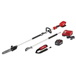 Milwaukee 2825-21PS M18 FUEL 10 in. Pole Saw Kit with QUIK-LOK Attachment Capability