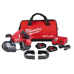 Milwaukee 2829S-22 M18 FUEL Compact Dual-Trigger Band Saw Kit
