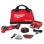 Milwaukee 2836-21 M18 FUEL Oscillating Multi-Tool Kit