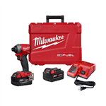 Milwaukee 2853-22 M18 FUEL 1/4 in. Hex Impact Driver Kit