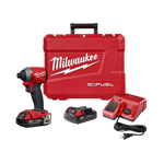 Milwaukee 2853-22CT M18 Fuel 1/4 in. Hex Impact Driver Kit