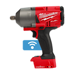 Milwaukee 2862-20 M18 FUEL w/ ONE-KEY High Torque Impact Wrench 1/2 in. Pin Detent Bare Tool