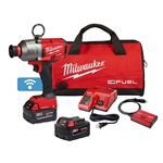 Milwaukee 2865-22 M18 FUEL 7/16 in. Hex Utility High Torque Impact Wrench with ONE-KEY Kit