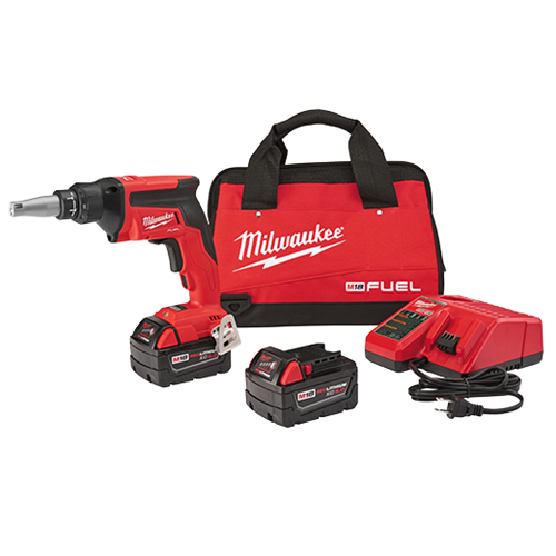 Milwaukee 2866-22 M18 FUEL™ Drywall Screw Gun Kit