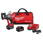 Milwaukee 2867-22 M18 FUEL 1 in. High Torque Impact Wrench with ONE-KEY Kit